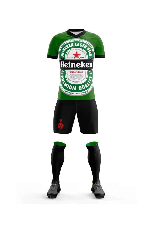 Uniforme de Futbol Heineken - Gladiador dc7038e5c9de2