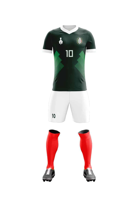 4a4d5bdd711fd Uniformes de futbol mexico gladiador jpg 1009x1500 Mexico uniforme